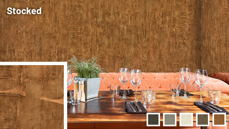Alloy Commercial Wallcovering sample - links to information page.