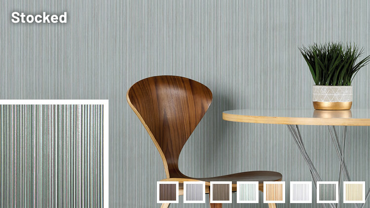 Bamboo Forest Commercial Wallcovering sample - links to information page.
