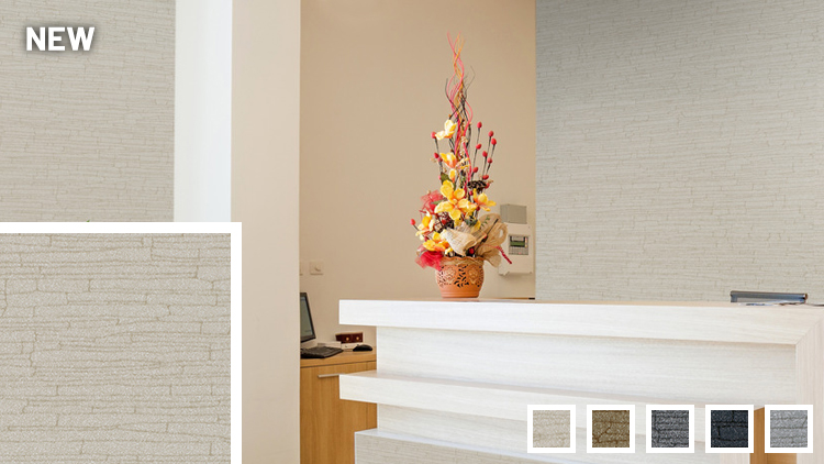 Roccia Commercial Wallcovering - links to information page.