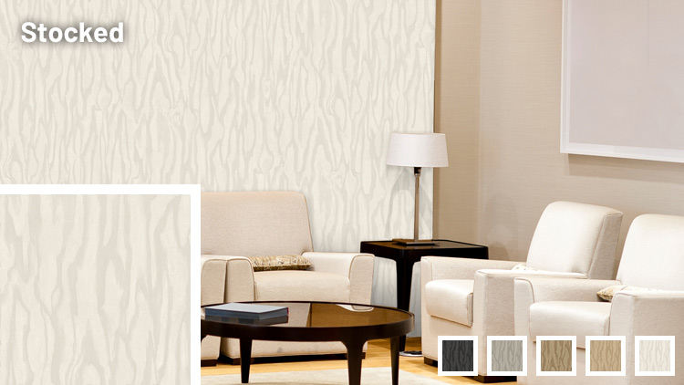 Sequoia Commercial Wallcovering - links to information page.