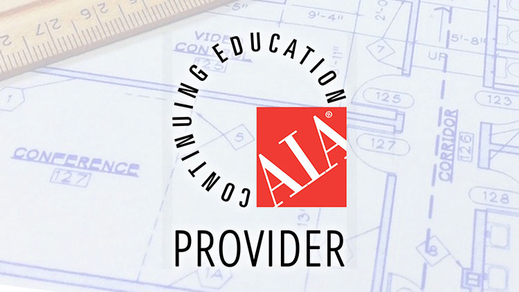American Institute of Architects Continuing Education Units Info